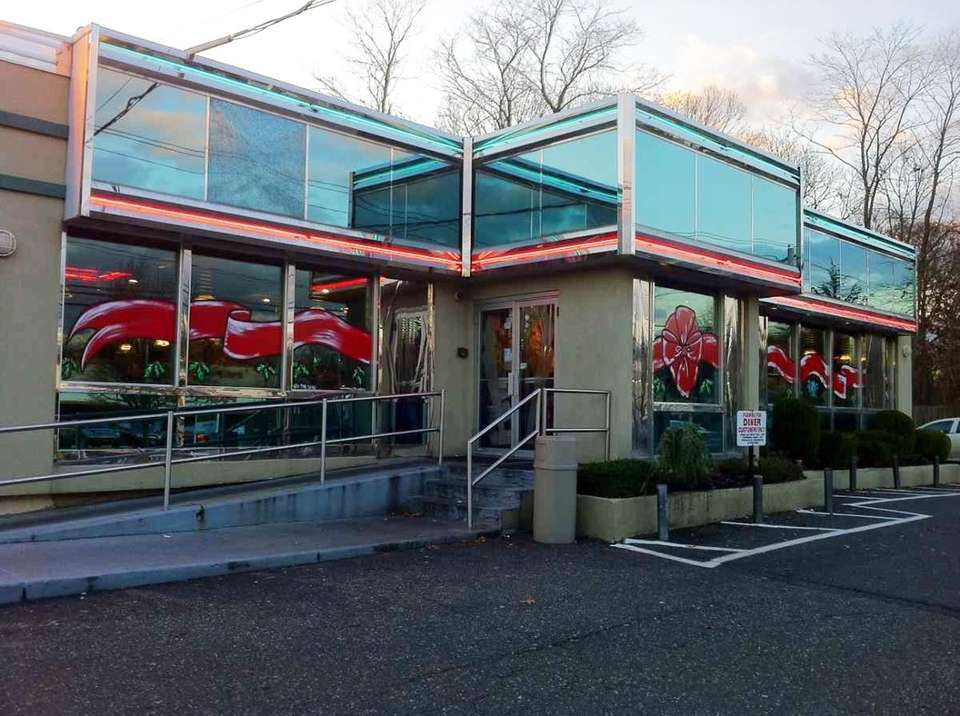 Holbrook Diner, Holbrook: Co-owner George Arahovitis says that
