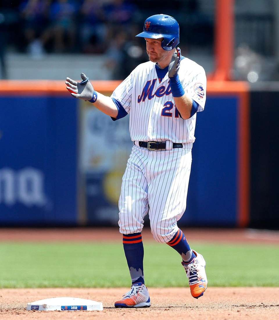 Todd Frazier #21 of the New York Mets
