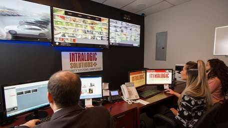School security cameras can be monitored at IntraLogic