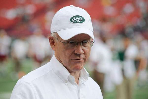 WOODY JOHNSON, Owner of the Jets Johnson donated