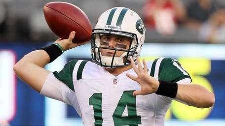 Jets rookie quarterback Greg McElroy ripped the culture