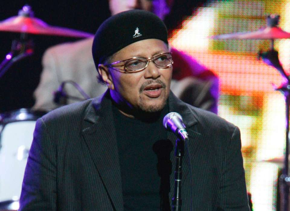 Art Neville, a member of one of New