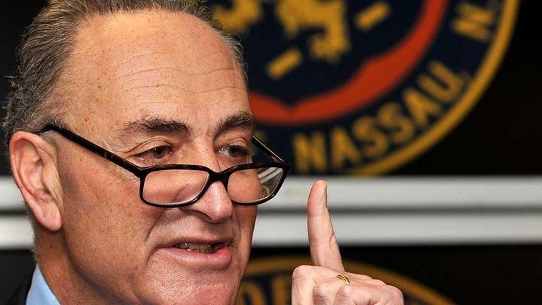 Massapequa Park, NY: Wednesday, January 04, 2012--- Senator