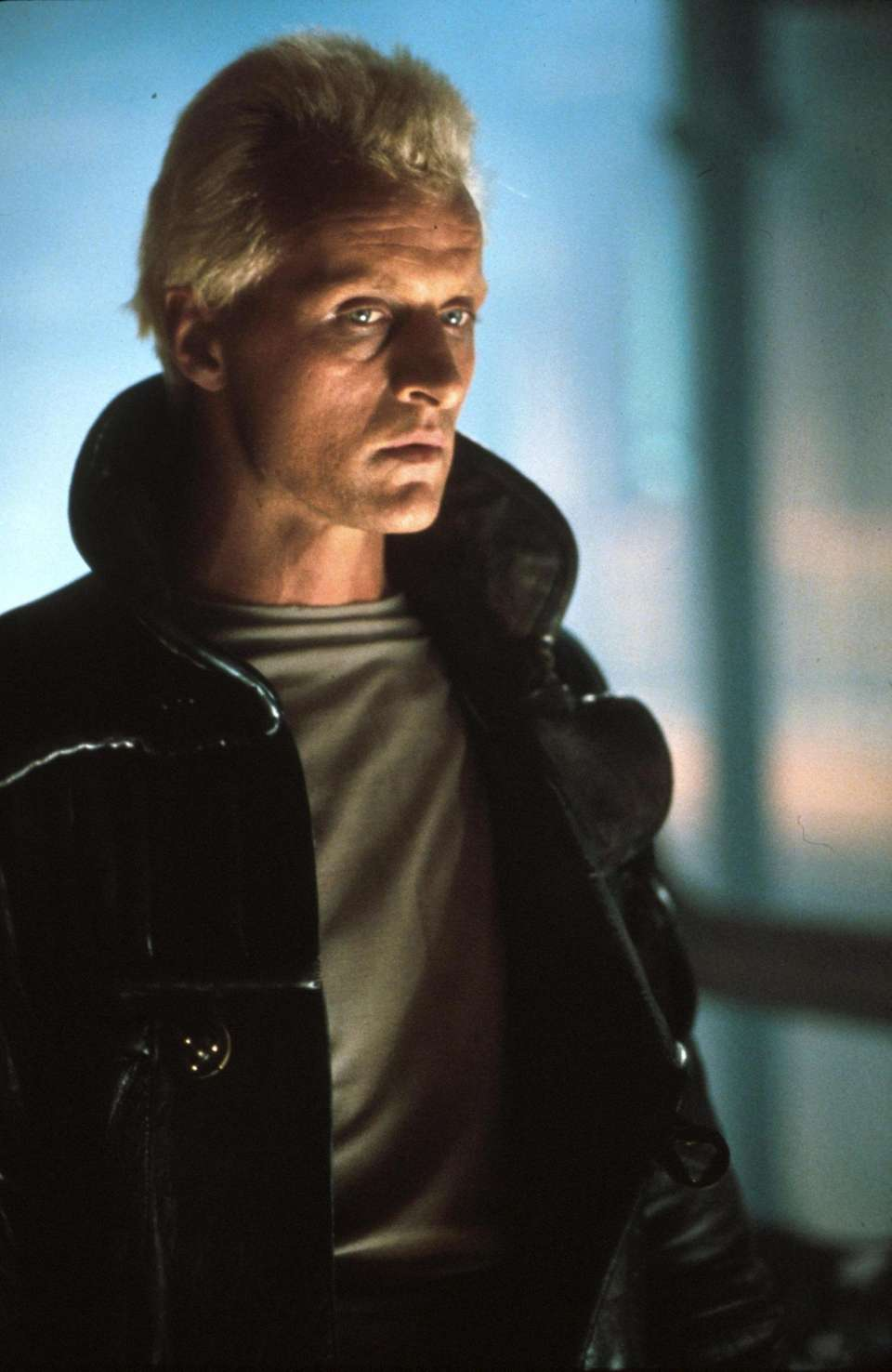 Dutch film actor Rutger Hauer, who specialized in