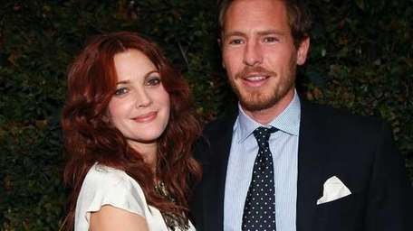 An undated photo of Drew Barrymore and Will
