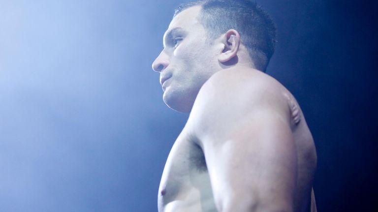 Gian Villante, a light heavyweight MMA fighter from