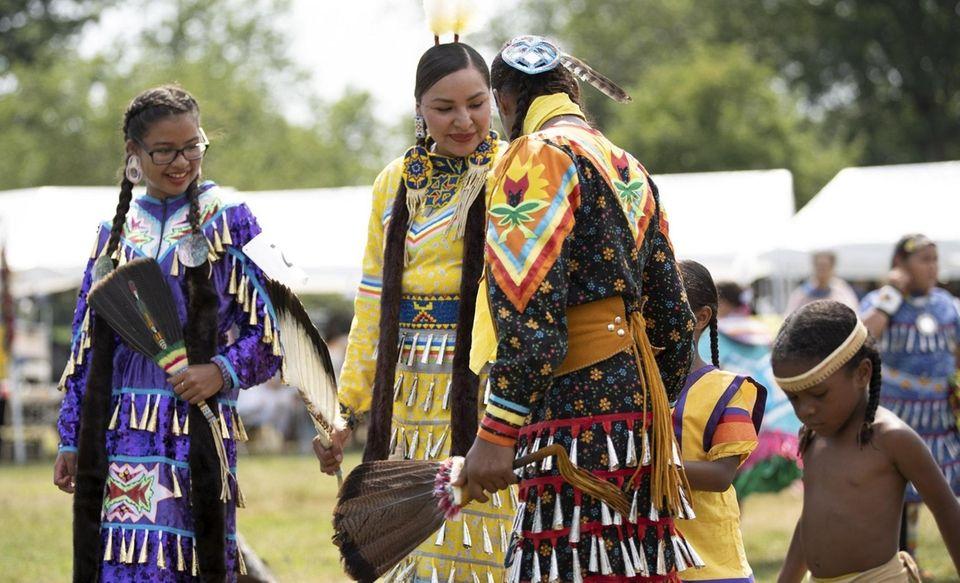 The 41st annual Thunderbird American Indian Pow Wow