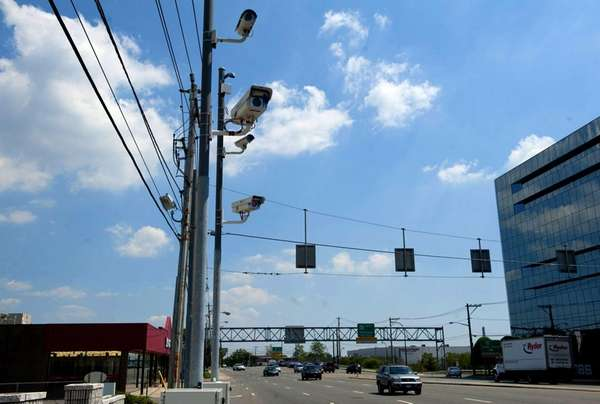 Some red light cameras are forcing drivers to
