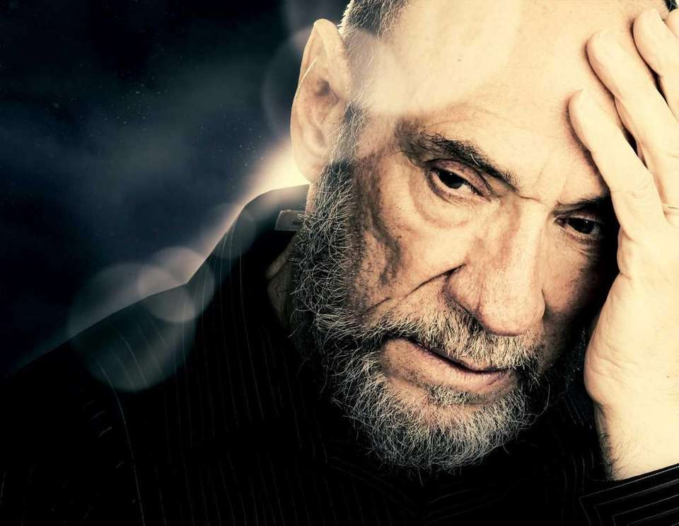 F. Murray Abraham in the Broadway revival of