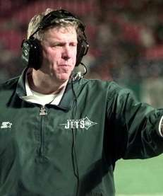 Bill Parcells became the Jets head coach before