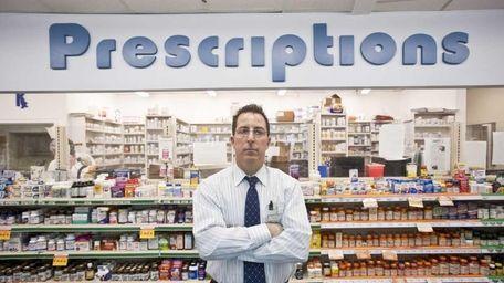 Michael Nastro, pharmacist and owner of Fairview Pharmacy