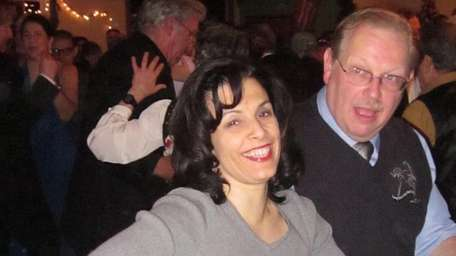 Swing Dance Long Island board member Debora Tarricone