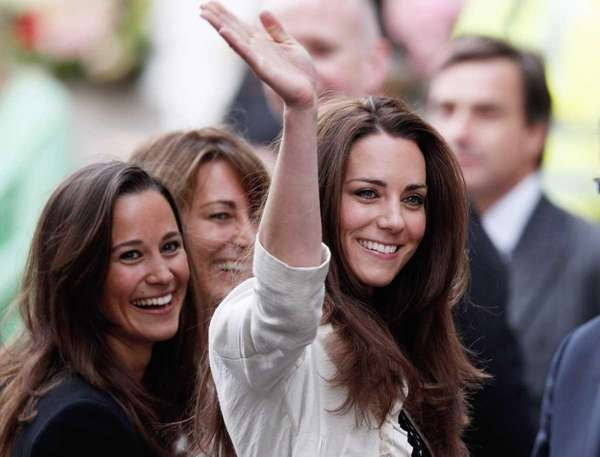 A file photo of Catherine, Duchess of Cambridge,