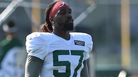 Jets linebacker C.J. Mosley is impressing his new