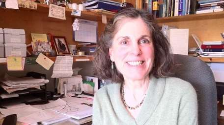 Caren Heacock, of Southold, has worked at the