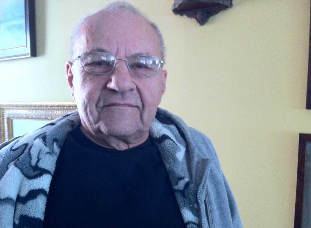 Norman Wamback, 76, is curator of the Mattituck-Laurel