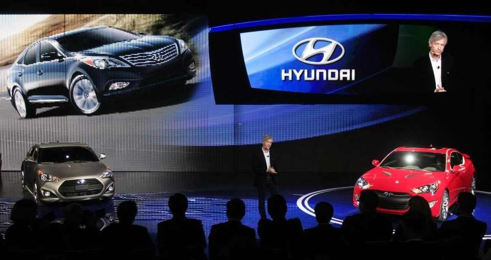 John Krafcik, president and CEO of Hyundai Motor