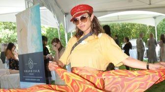 Shari Loeffler at the La Croix-sponsored Hot in