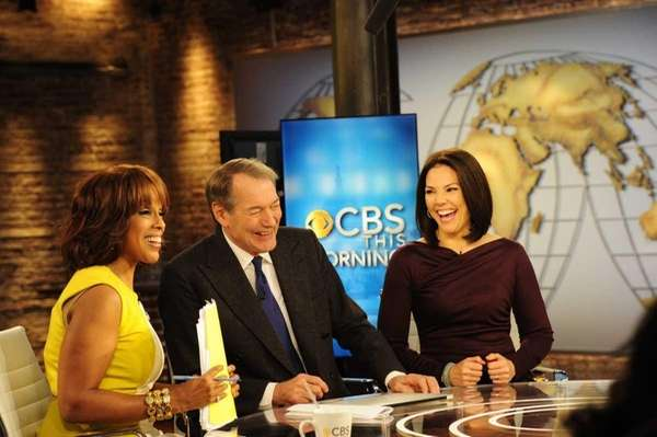 CBS News' new morning program CBS This Morning
