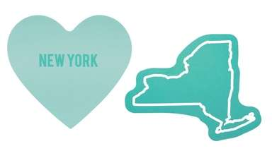 Students can show their New York pride with