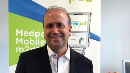 Jack Tawil, chairman and CEO of Melville-based Medpod,