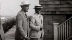 On Aug. 3, 1930, the cornerstone was laid