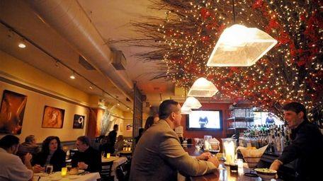 Fork and Vine restaurant in Glen Head has