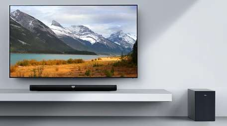 The TCL Alto 7+ 2.1 Home Theater Sound
