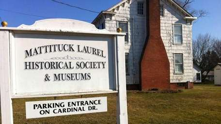 The Mattituck-Laurel Historical Society maintains a group of