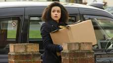 "Nathalie Emmanuel stars in Hulu's ""Four Weddings and"