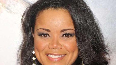 Singer Kimberly Locke attends the
