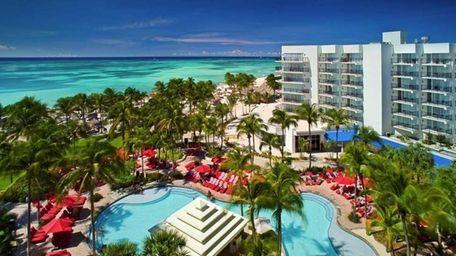 September 2009 -- The Aruba Marriott Resort and