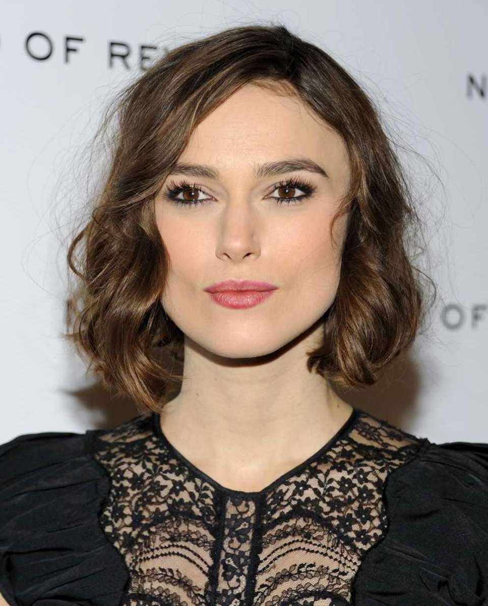 Actress Keira Knightley attends the National Board of