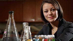 Samantha Natalie Garvey, 17, of Bay Shore, is