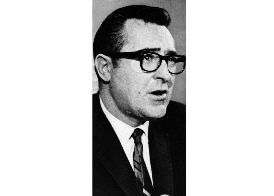 Paul Markham, a former federal prosecutor who was