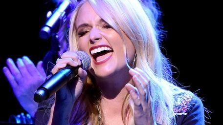 Miranda Lambert performs onstage to kick off