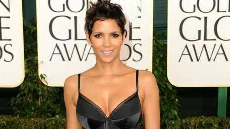 Actress Halle Berry arrives at the 68th Annual