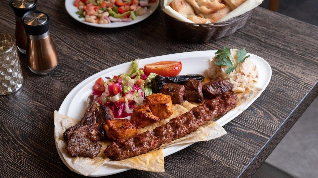 Learn How Blu Mediterranean Prepares Beyti Kebabs