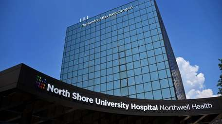 North Shore University Hospital in Manhasset is the