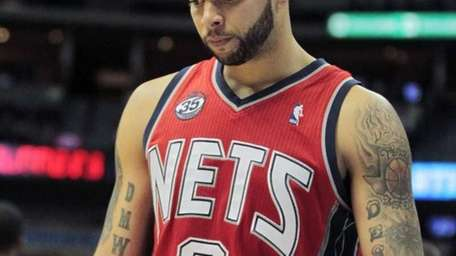 UPDATE: Williams re-signed with the Nets. DERON WILLIAMS