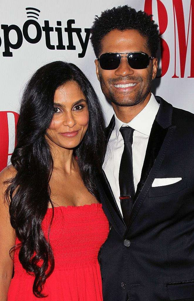 Parents: Eric Benét and Manuela Testolini Children: Lucia