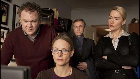 John C. Reilly as Michael Longstreet, Jodie Foster