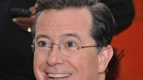 Will Stephen Colbert run for president? He announced