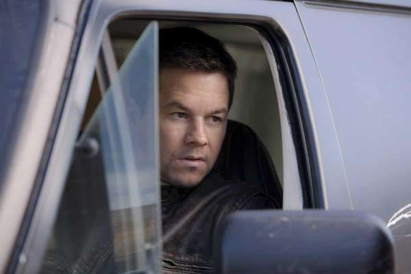 "Mark Wahlberg in ""Contraband"", a white-knuckle action-thriller about"
