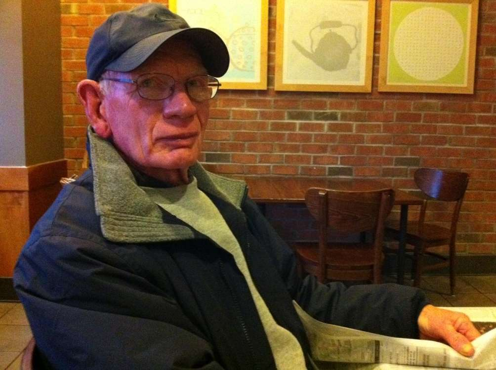 Art Hedler, 76, of Cutchogue has lived in