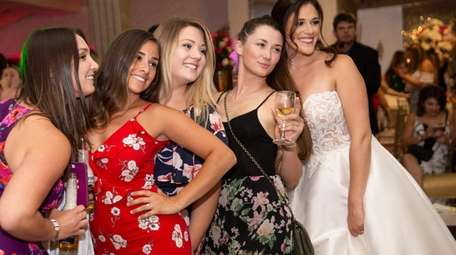 Brides of Long Island Facebook group members at