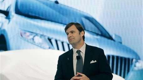 Jim Farley, Ford Motor Co. group vice president