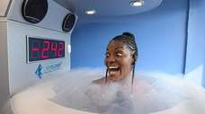 Kianné Muschett of North Babylon at Cryology in