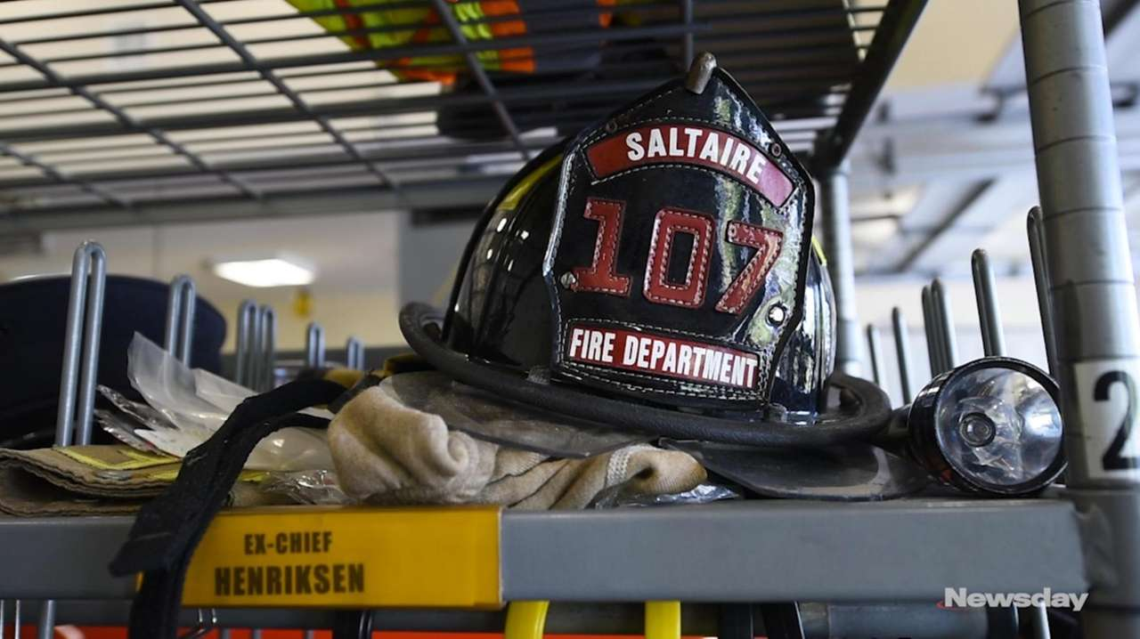 The Saltaire Volunteer Fire Company turned 50 in