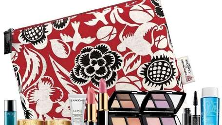Get a bag of Lancome goodies ($151 value)